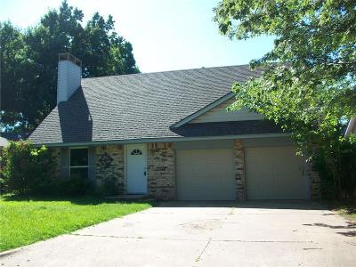 Edmond Single Family Home For Sale: 733 Red Oak Terrace