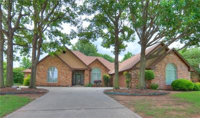 Norman Single Family Home For Sale: 4716 Crystal Lake Road