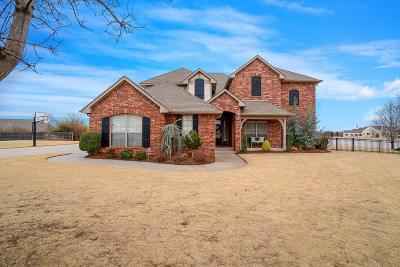 Moore Single Family Home For Sale: 4108 Old Pond Court