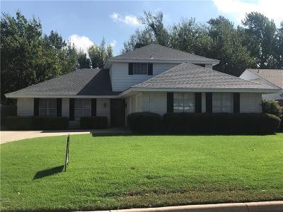 Oklahoma City Single Family Home For Sale: 10908 N Linn Street