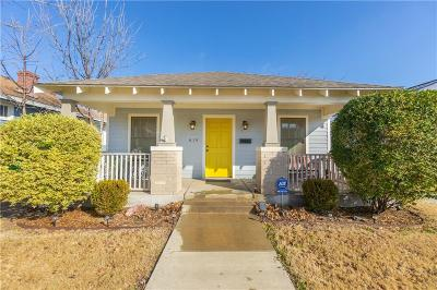Oklahoma City Single Family Home For Sale: 819 NW 24th Street