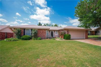 Oklahoma City Single Family Home For Sale: 5216 NW 110th Street
