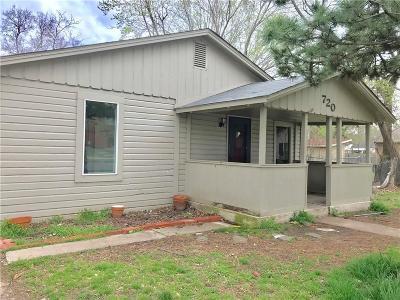 Norman Single Family Home For Sale: 720 E Gray Street