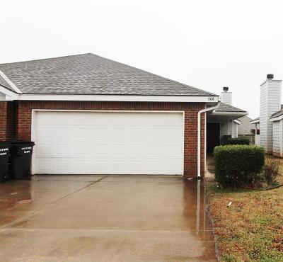 Moore OK Rental For Rent: $850