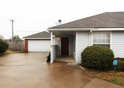 Rental For Rent: 3503 Brittany Court #3503