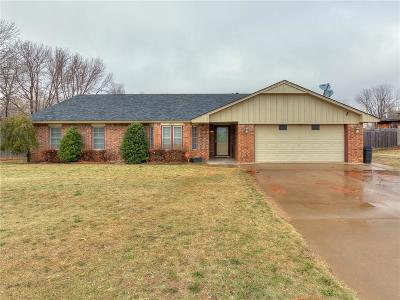 Weatherford Single Family Home For Sale: 2711 Lanier