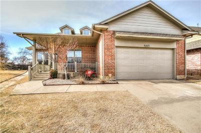 Oklahoma City Single Family Home For Sale: 9405 Barnhill Circle