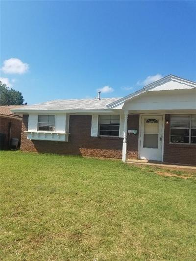 Oklahoma City Single Family Home For Sale: 5221 Foster Drive