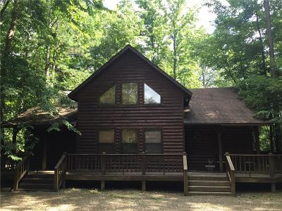 Broken Bow Single Family Home For Sale: 369 Timbercreek Trail
