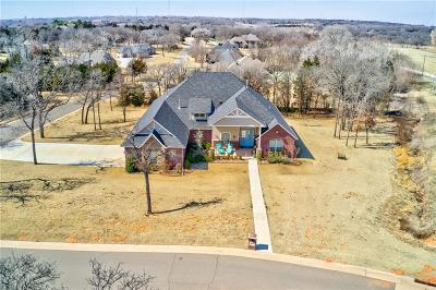 Oklahoma City Single Family Home For Sale: 9301 Via Del Vista Drive