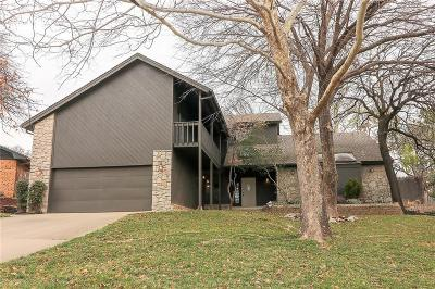 Edmond Single Family Home For Sale: 1104 Woodford Court