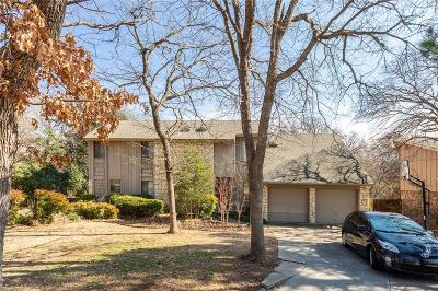 Single Family Home For Sale: 1908 Marked Tree Circle