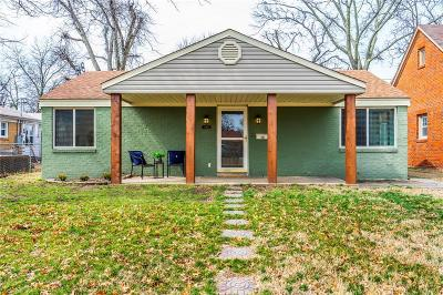 Shawnee Single Family Home For Sale: 1004 N Chapman Avenue