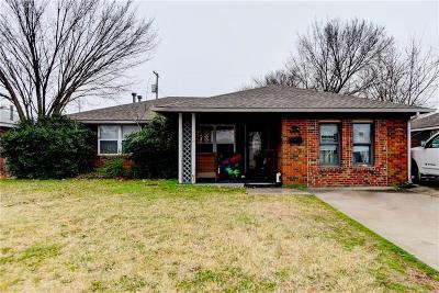 Oklahoma City Single Family Home For Sale: 2112 SW 61st Street