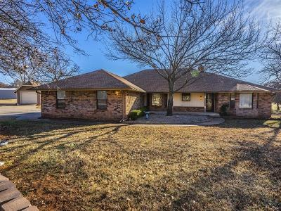 Tuttle Single Family Home For Sale: 2281 Jo Place