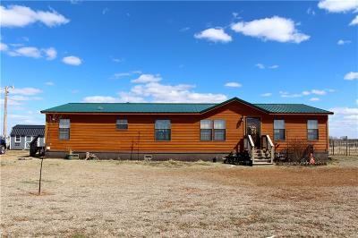 Beckham County Single Family Home For Sale: 11680 N 1880 Road
