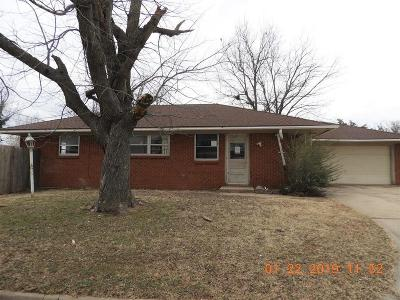 Midwest City Single Family Home For Sale: 701 Juniper Avenue