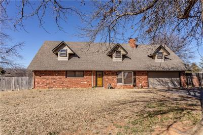Weatherford Single Family Home For Sale: 2713 Lanier Drive