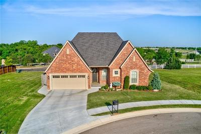 Single Family Home For Sale: 13617 Canyon View Lane