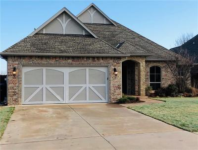 Lincoln County, Oklahoma County Single Family Home For Sale: 921 NW 194th Terrace