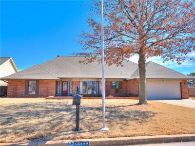Oklahoma City Single Family Home For Sale: 10932 Lakeridge Run