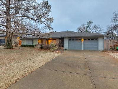 Oklahoma City Single Family Home For Sale: 1724 Dorchester Place