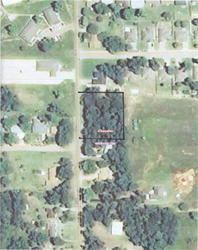 Lincoln County Residential Lots & Land For Sale: 1116 S Rozell Lane