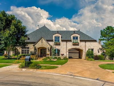 Edmond Single Family Home For Sale: 15844 Chapel Ridge Road