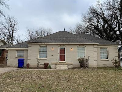 Norman Single Family Home For Sale: 1113 Idaho Street