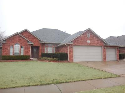 Oklahoma City Single Family Home For Sale: 7304 NW 111th Street