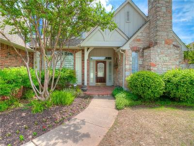 Lincoln County, Oklahoma County Single Family Home For Sale: 1400 Boomer Trail