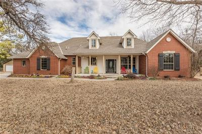 Midwest City Single Family Home Pending: 432 N King Avenue