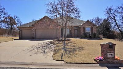 Guthrie Single Family Home For Sale: 4907 Buffalo Hill