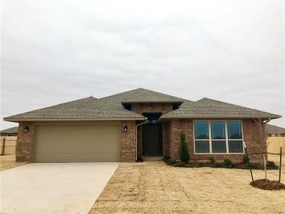 Chickasha Single Family Home For Sale: 913 Brookhollow Drive