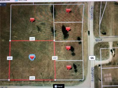 Lincoln County Residential Lots & Land For Sale: E Hwy 66 Corner