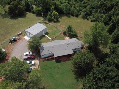 Newcastle Single Family Home For Sale: 1841 S Highway 76