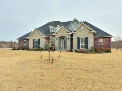 Single Family Home For Sale: 7612 Jesse Trail