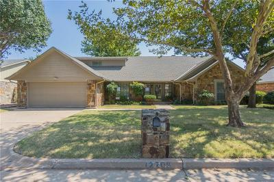 Oklahoma City Single Family Home For Sale: 12208 Dover Drive