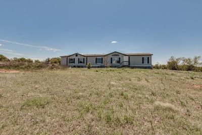 Blanchard OK Single Family Home For Sale: $129,900