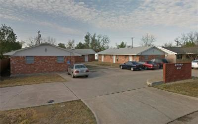 Lawton Multi Family Home For Sale: 2601 SW H Avenue