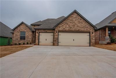 Lincoln County, Oklahoma County Single Family Home For Sale: 601 NW 197th Street