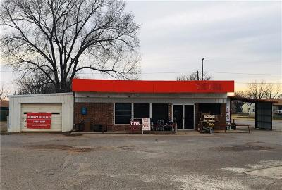 Sayre Commercial For Sale: 1313 N 4th Street