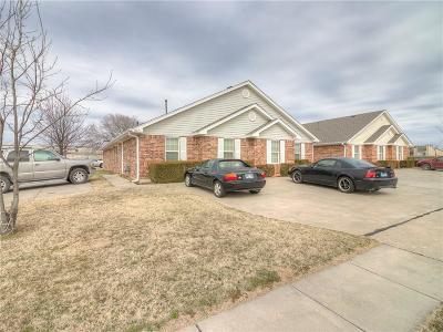 Norman Multi Family Home For Sale: 1317 Commerce Drive
