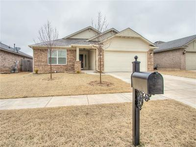 Norman Single Family Home For Sale: 719 Mossy Road