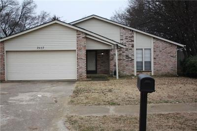 Norman Single Family Home For Sale: 2602 Dunham Drive