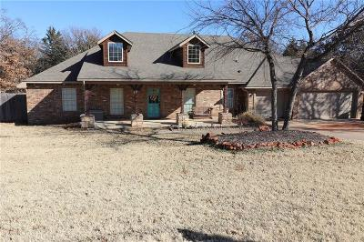 Guthrie Single Family Home For Sale: 12150 Autumn Brook