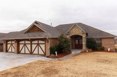 Moore Single Family Home For Sale: 1305 Brice Drive