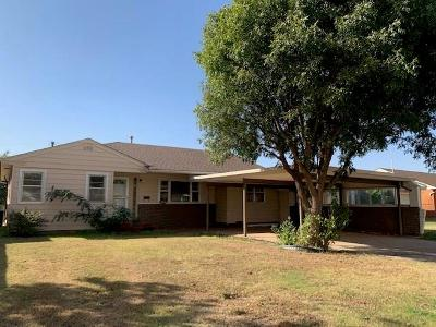 Clinton Single Family Home For Sale: 444 S 19th Street