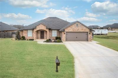 Altus Single Family Home For Sale: 3017 Stephanie Lane