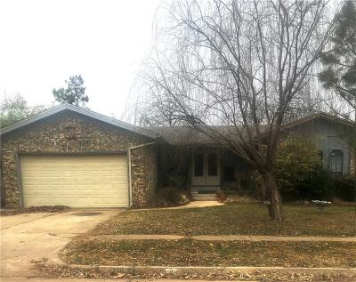 Norman Single Family Home For Sale: 1318 Whippoorwill